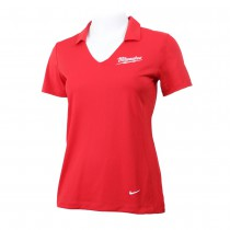 Women's Nike Dri-FIT Vertical Mesh Polo