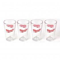 Set of 4 Pint Glasses