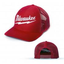 All Red Trucker Cap