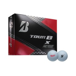 Bridgestone Tour B X Golf Ball (Dozen)